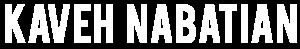 kavehnabatian_logo_WHITE